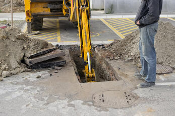 sewer excavation_s